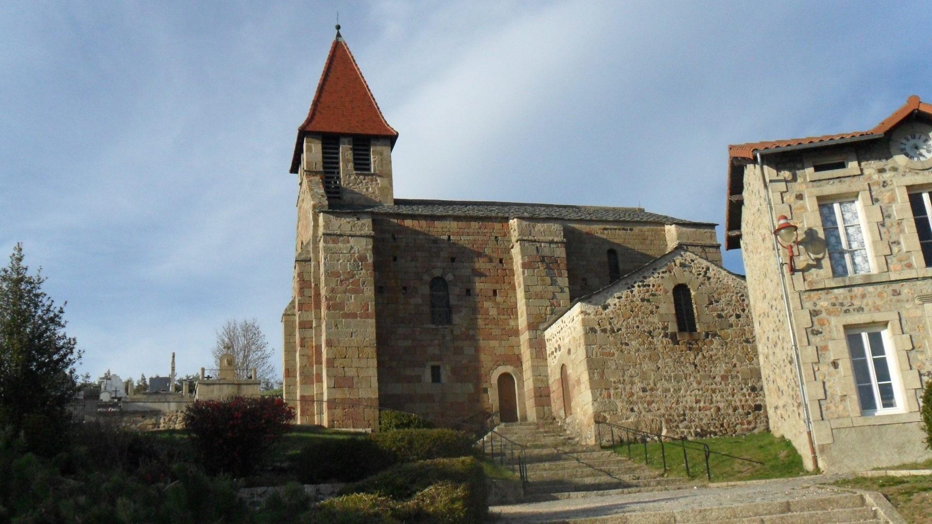 Eglise de Chaspinhac