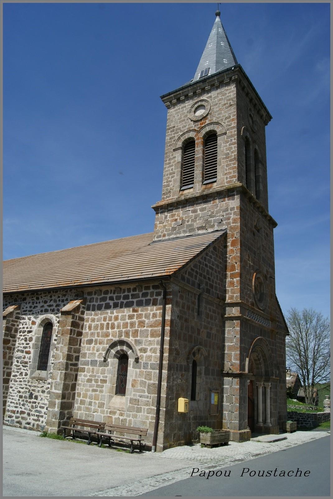Eglise de Freycenet Lacuche