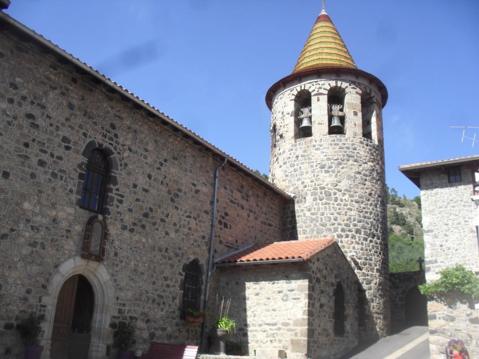 Eglise de Goudet