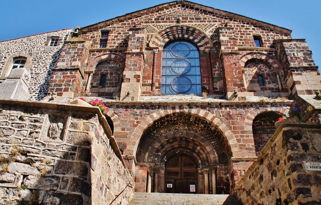 Abbatial Le Monastier sur Gazeille