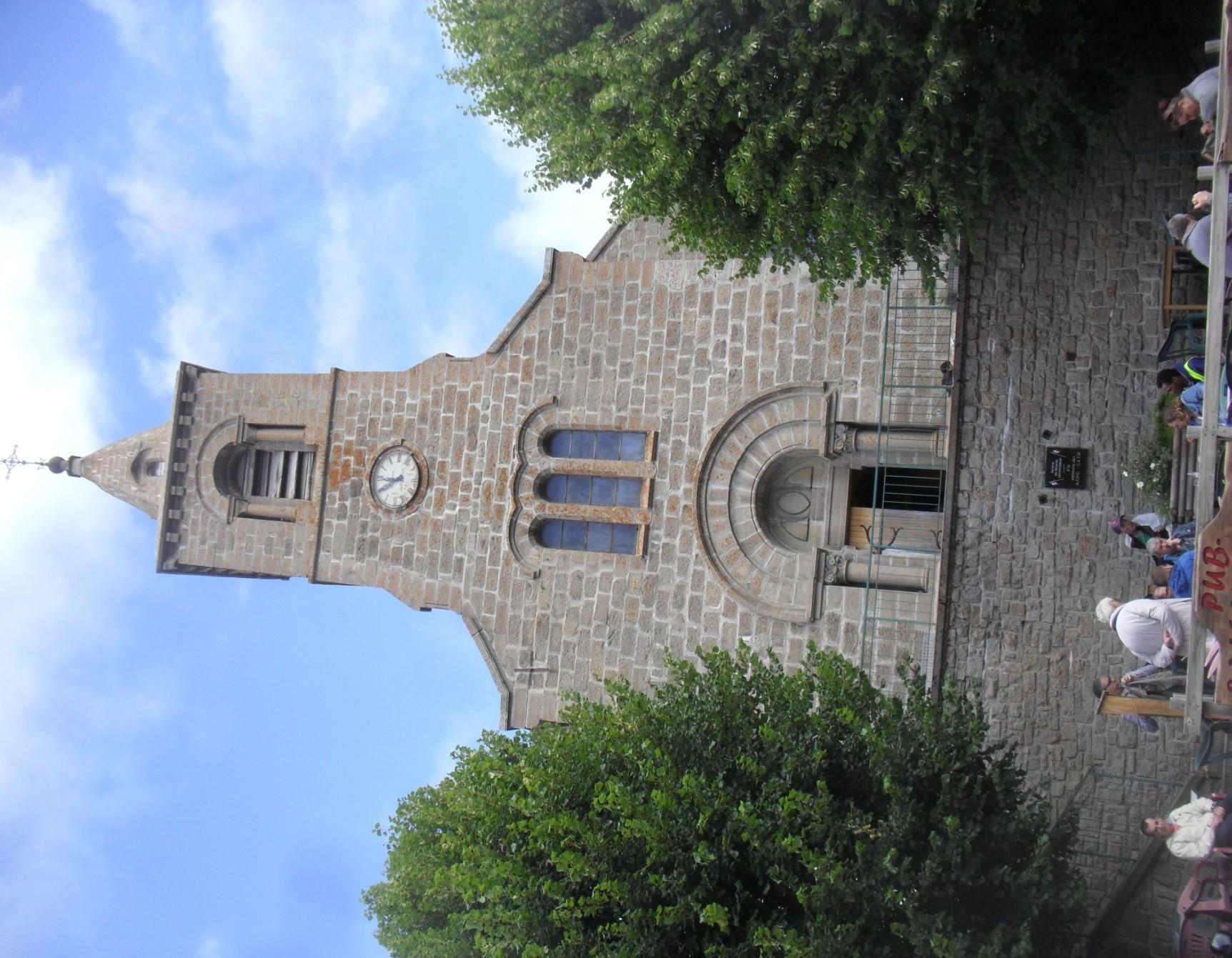 Eglise Les Estables