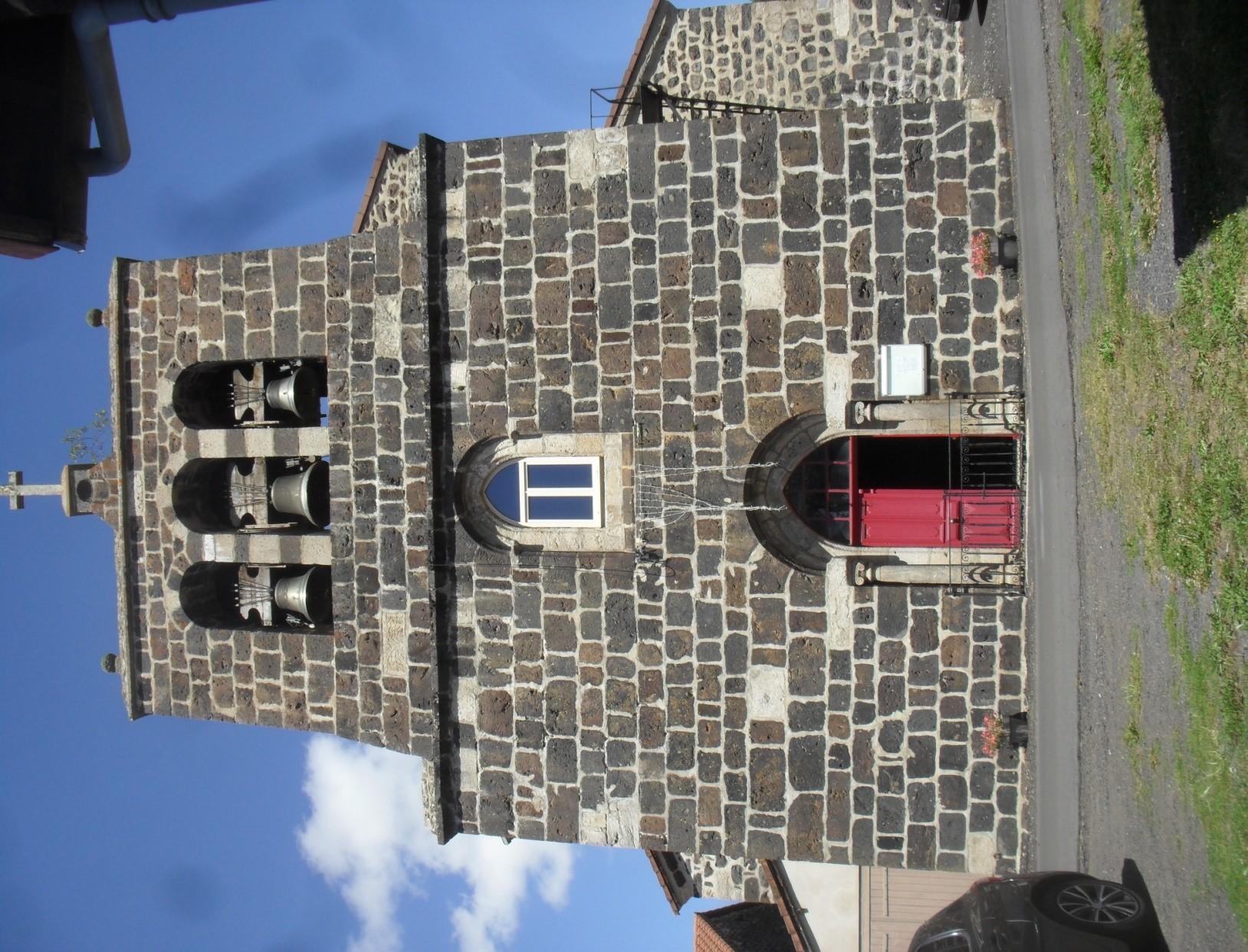 Eglise d' Alleyrac